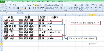 Excel_重複_削除_1