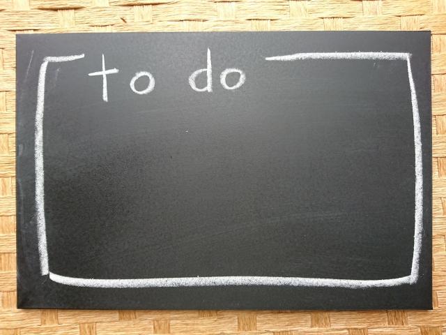 効率的なToDo・タスク管理をするための5つのコツ